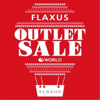 FLAXUS OUTLET SALE